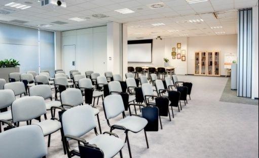 zdjęcie sali konferencyjnej, Invest-Park Center, Wałbrzych