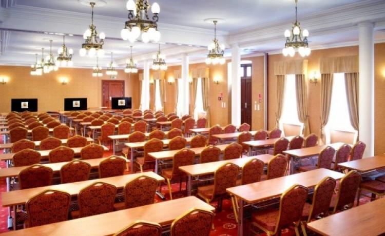 zdjęcie sali konferencyjnej, Pałac Żelechów SPA & Wellness, Żelechów