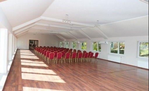 zdjęcie sali konferencyjnej, Dom Wczasowy GLOBUS, Ustroń