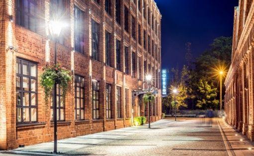 zdjęcie obiektu, Fabryka Wełny Hotel & Spa, Łódź