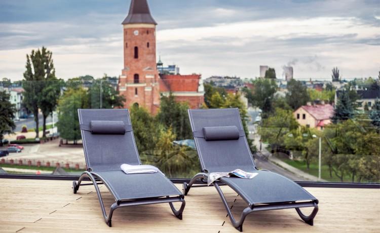 Hotel **** Fabryka Wełny Hotel & Spa / 25