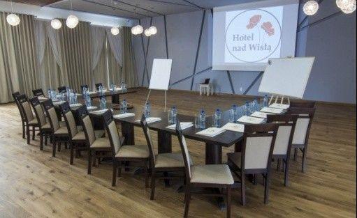 zdjęcie sali konferencyjnej, Hotel nad Wisłą, Gdańsk