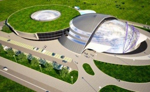 zdjęcie obiektu,  Centrum Wystawienniczo-Kongresowe w Jasionce, Jasionka