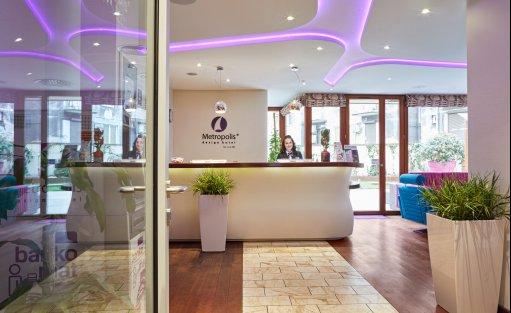 Sala konferencyjna Metropolis Design Hotel Sp. z o.o. SKA / 1
