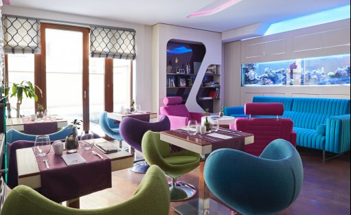 Sala konferencyjna Metropolis Design Hotel Sp. z o.o. SKA / 7