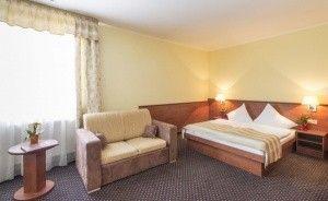 zdjęcie pokoju, Hotel Bacero***, Wrocław