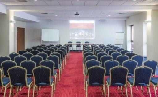 zdjęcie sali konferencyjnej, Hotel Vega, Wrocław