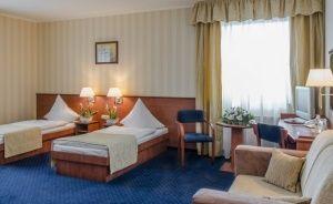 zdjęcie pokoju, Hotel Vega, Wrocław