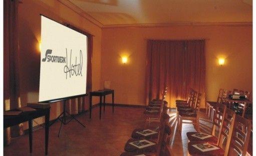 zdjęcie sali konferencyjnej, Sportwerk Hotel****, Wrocław