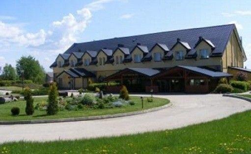 Pensjonacik Karmuszka w Łopkajnach
