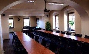 zdjęcie sali konferencyjnej, Hotel Nowodworski , Legnica
