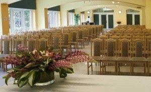 zdjęcie sali konferencyjnej, HOTEL LAS Piechowice ***, Szklarska Poręba