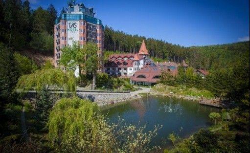 zdjęcie obiektu, HOTEL LAS Piechowice ***, Szklarska Poręba