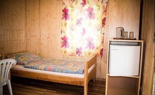 zdjęcie pokoju, Ośrodek Szkoleniowo-Wypoczynkowy Delfin, Konin