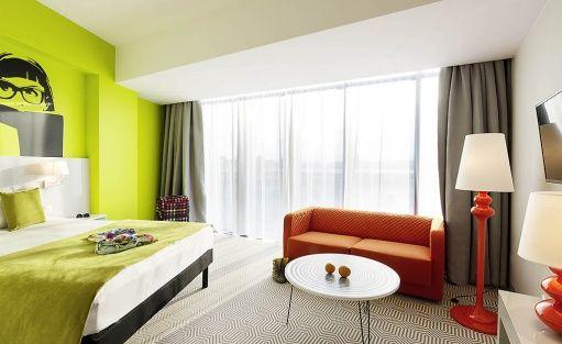 Hotel *** Ibis Styles Wrocław Centrum / 8
