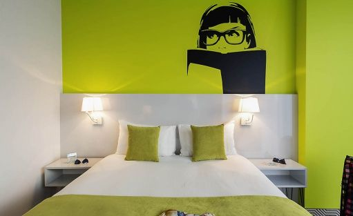 Hotel *** Ibis Styles Wrocław Centrum / 9