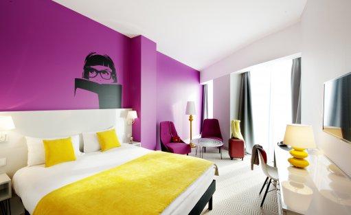 Hotel *** Ibis Styles Wrocław Centrum / 40