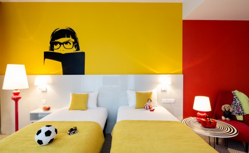 Hotel *** Ibis Styles Wrocław Centrum / 31