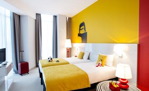 Hotel *** Ibis Styles Wrocław Centrum / 30
