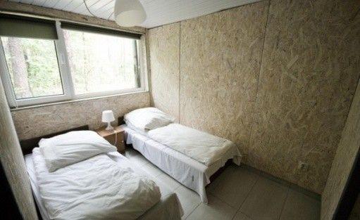 zdjęcie pokoju, Ośrodek Anapausis, Bytnica