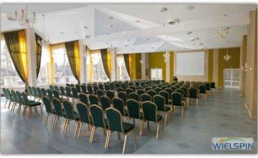 zdjęcie sali konferencyjnej, Centrum Zdrowia i Aktywnej Rekreacji Wielspin Wągrowiec, Wągrowiec