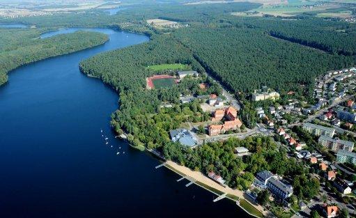 Ośrodek szkoleniowo- wypoczynkowy Ośrodek Rehabilitacyjno - Wypoczynkowy Wielspin / 1