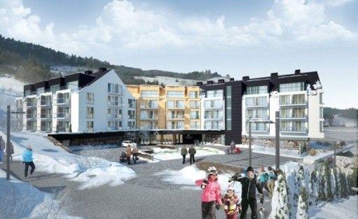 Condohotel - Apartamenty Czarna Góra