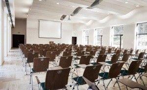 zdjęcie sali konferencyjnej, Ośrodek Szkoleniowo - Wypoczynkowy Bażyna, Pogorzelica