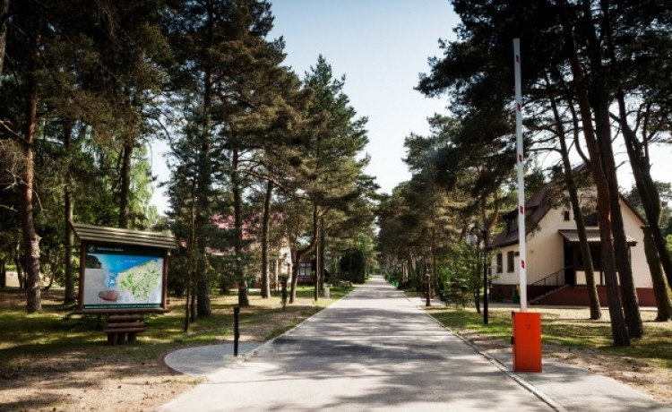 zdjęcie obiektu, Ośrodek Szkoleniowo - Wypoczynkowy Bażyna, Pogorzelica