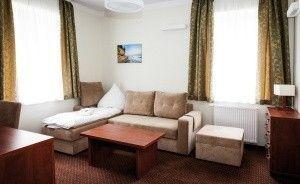 zdjęcie pokoju, Ośrodek Szkoleniowo - Wypoczynkowy Bażyna, Pogorzelica