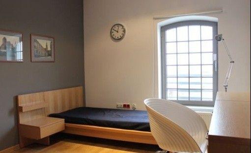 zdjęcie pokoju, Centrum Edukacyjno-Wdrożeniowe w Chojnicach, Chojnice