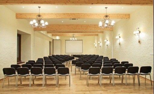 zdjęcie sali konferencyjnej, Jabłoń Lake Resort, Pisz