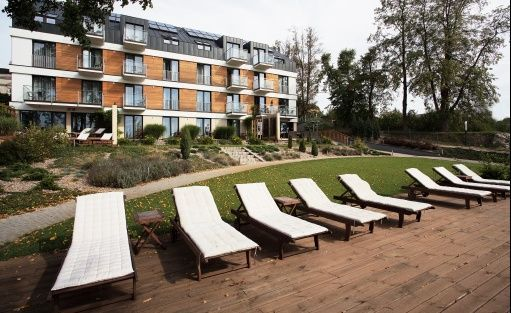 Hotel **** Hotel Uniejów****ecoActive&Spa - centrum Polski / 3