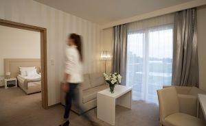 Hotel Uniejów****ecoActive&Spa - centrum Polski Hotel **** / 1