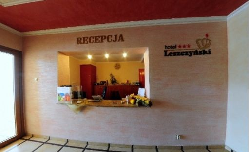 zdjęcie obiektu, Hotel Leszczyński ***, Konstantynów Łódzki