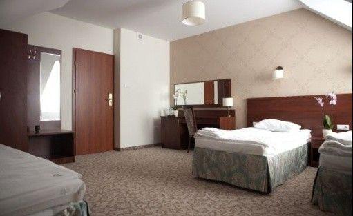 zdjęcie pokoju, Hotel Trzy Róże, Lublin