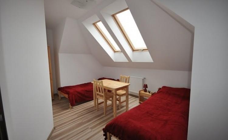 zdjęcie pokoju, Sala Zygmuntowska, Nowy Sącz