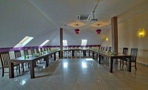 zdjęcie sali konferencyjnej, Zajazd Euforia & Restauracja Spichlerz, Zawiercie