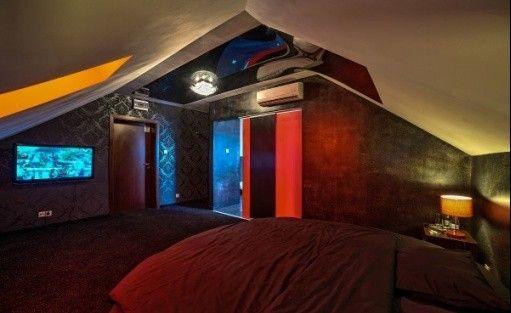 zdjęcie pokoju, Zajazd Euforia & Restauracja Spichlerz, Zawiercie