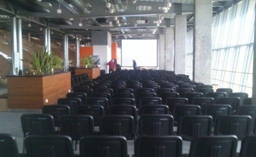 zdjęcie sali konferencyjnej, Hipodrom Sopot, Sopot