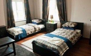 zdjęcie pokoju, Skansen Nagawki, Dmosin