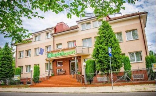 zdjęcie obiektu, Hotel Sport, Koszalin