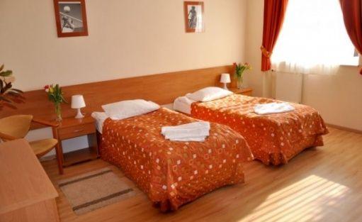 zdjęcie pokoju, Hotel Sport, Koszalin