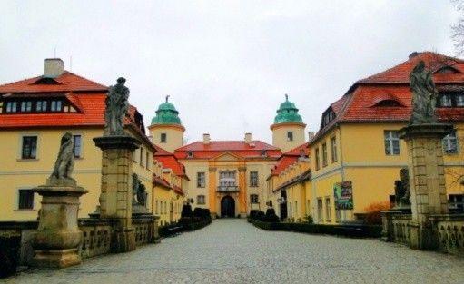 zdjęcie obiektu, Zamek Książ, Wałbrzych