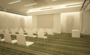 zdjęcie sali konferencyjnej, Hotel Matecznik, Białowieża