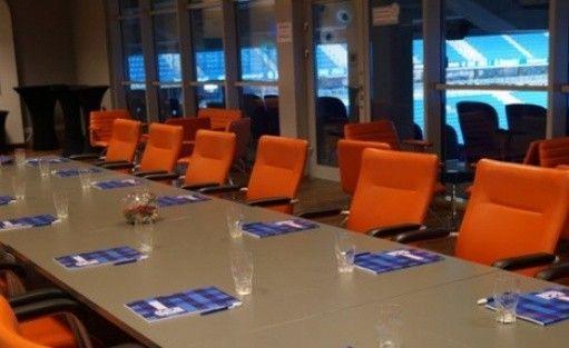 zdjęcie sali konferencyjnej,  Lech Poznań Conference Center, Poznań
