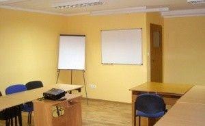 zdjęcie sali konferencyjnej, Dworek Nadmorski w Bobolinie , Dąbki
