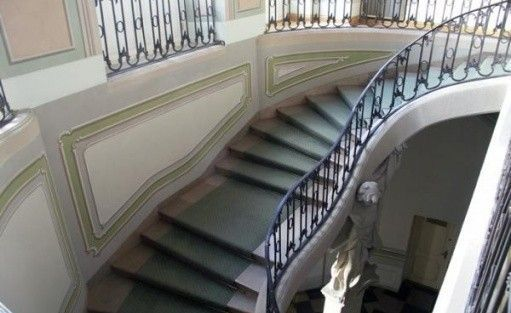 zdjęcie pokoju, Pałac Branickich, Białystok