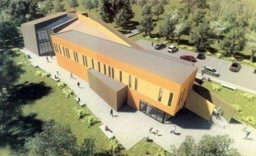 zdjęcie obiektu, Europejskie Centrum Edukacyjno-Kulturalne w Zgorzelcu, Zgorzelec