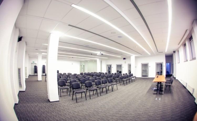 zdjęcie sali konferencyjnej, Azoty Arena, Szczecin
